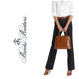 NWT BROOKS BROTHERS 100% Wool Caroline Trousers